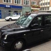 Image of London black cab