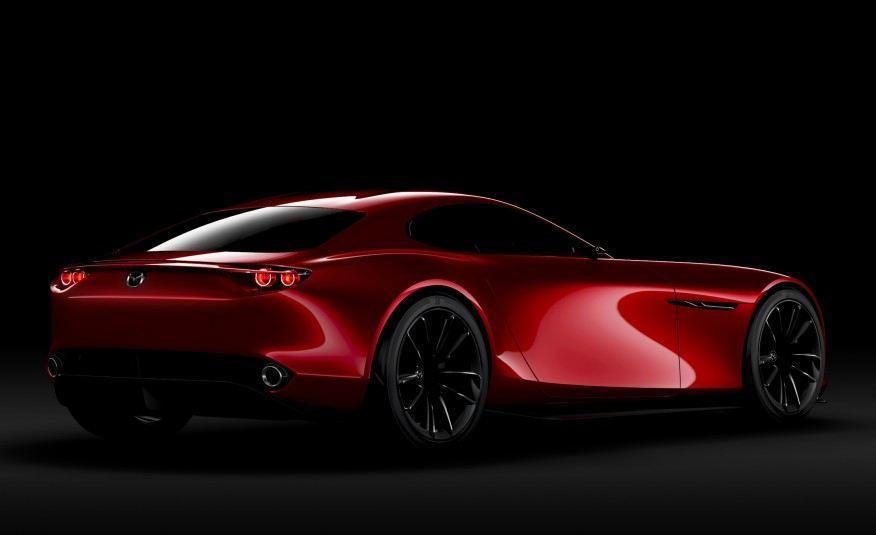 Mazda RX Vision concept 109
