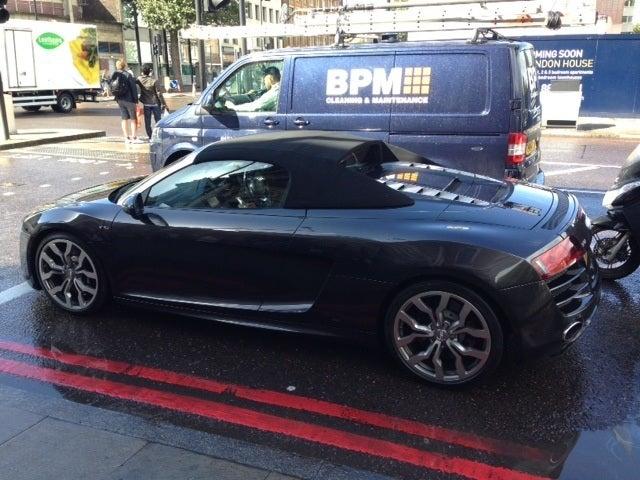 Imge of Audi R8