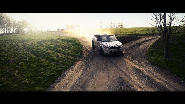Range_Rover_Evoque_Convertible_testing_at_Eastnor 3