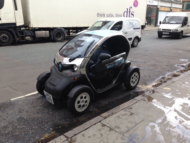 Image of Renault Twizzy
