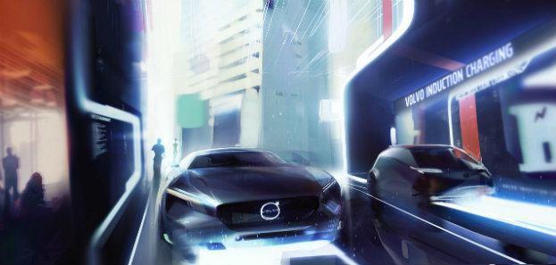 Volvo Cars Electric Future