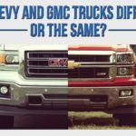 Chevy Silverado & GMC Sierra: Same or Different?