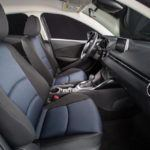 2016 Scion iA cabin