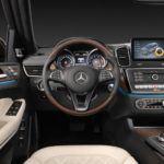 2017 Mercedes Benz GLS class 124 876x535
