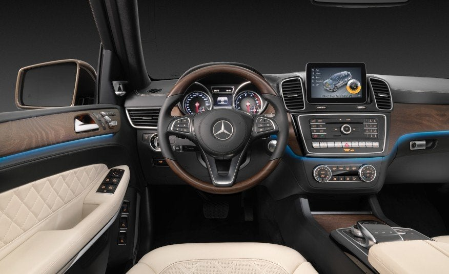 Used 2017 mercedes benz gls 550 for sale near me cars com for Used mercedes benz for sale near me