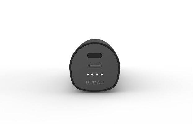 Car charger front with metal2