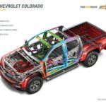 Chevy Colorado Steel Diagram