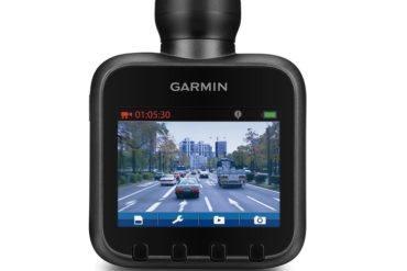 Image of a dash cam