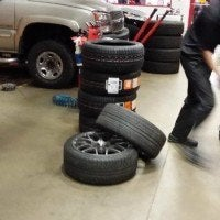 Discount Tire Install 3 200x200 - Compared: Continental ControlContact Sport A/S vs. Tour A/S