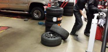 Discount Tire Install #3