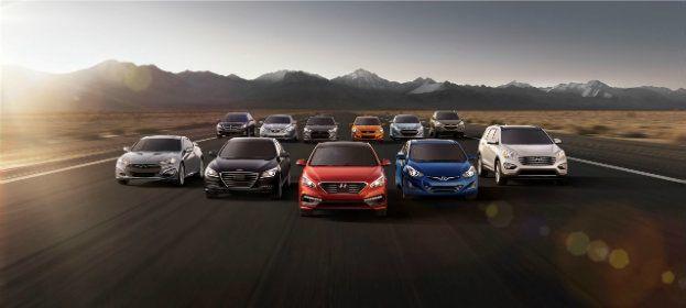 Hyundai Full Line