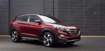 Hyundai Tucson #5