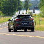 Hyundai Tucson drive1
