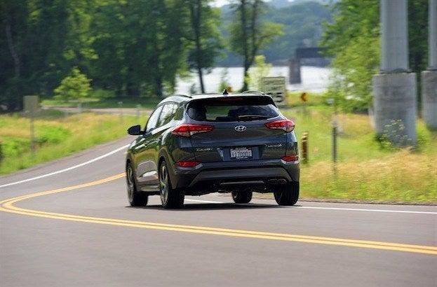2016 Hyundai Tucson Sport AWD Review