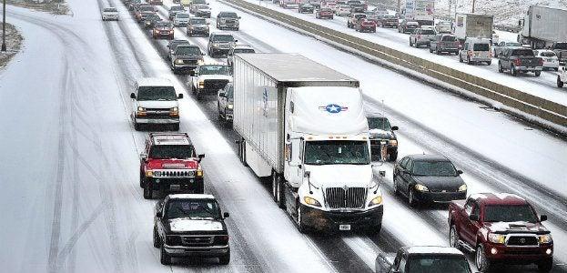 Winter Traffic Cover Photo