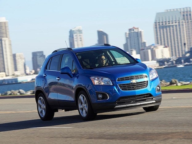 2016 chevy trax ltz fwd review. Black Bedroom Furniture Sets. Home Design Ideas