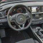 2016 Kia Optima SX Interior 2