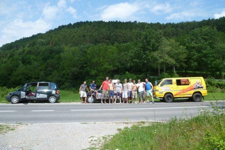 Balkan Rally