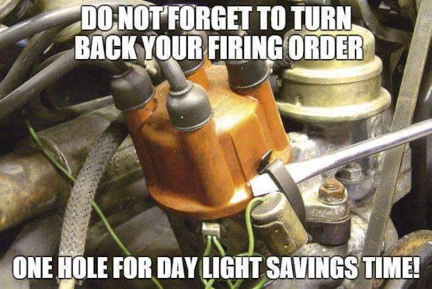 Day Light Savings Time