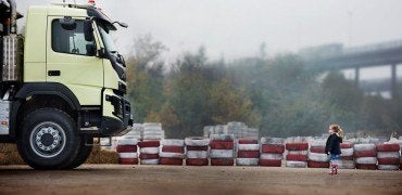 In Volvo Trucks' next Live Test, the Volvo FMX will be exposed to one of the toughest tests ever.