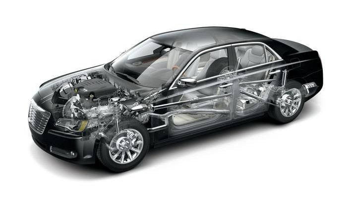 Fca Automtoive Services Hand Car Back