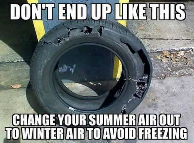 Winter Air