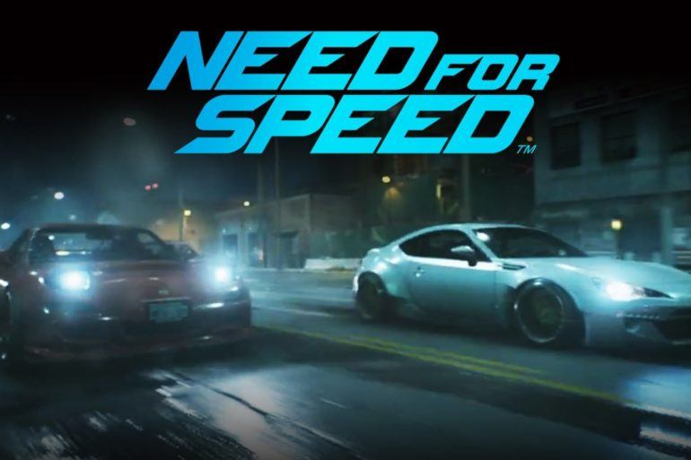Need for Speed Reboot