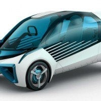 Toyota FCV+ Concept
