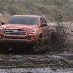 2016 Toyota Tacoma Mud