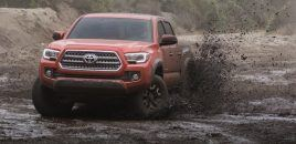 2016 Toyota Tacoma TRD Sport 4X4 Double Cab Review