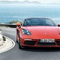 2017 Porsche 718 Boxter S Front Fascia