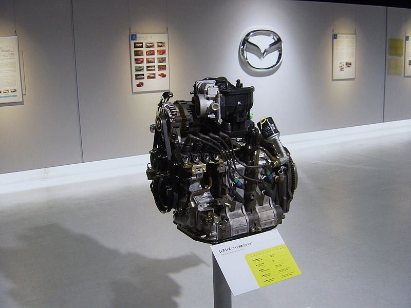 The Case for the Rotary Engine