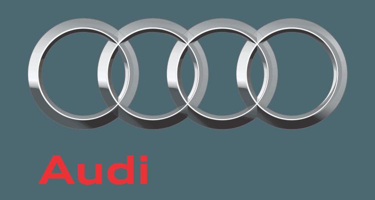 Audi logo 750x400 - A Visual History of Car Logos