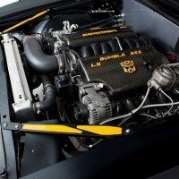 Bumblebee Engine Compartment