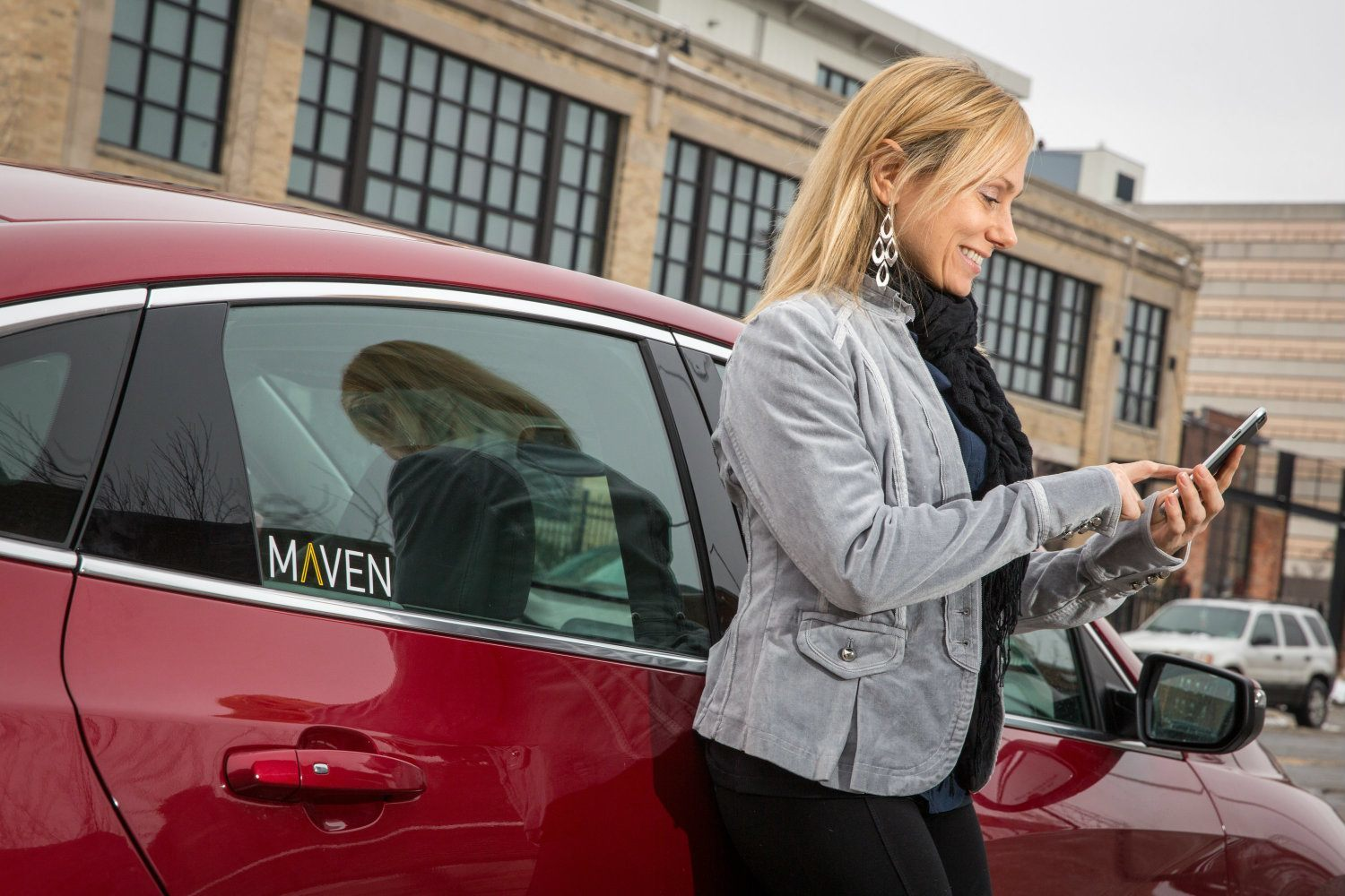 GM Announces Car-Sharing Program