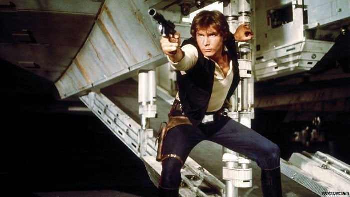 Han Solo Millenium Falcon