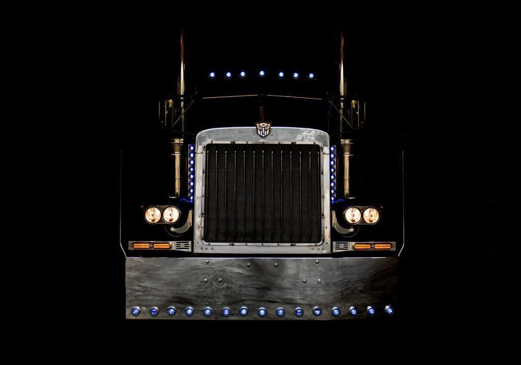 Optimus Prime Front Fascia