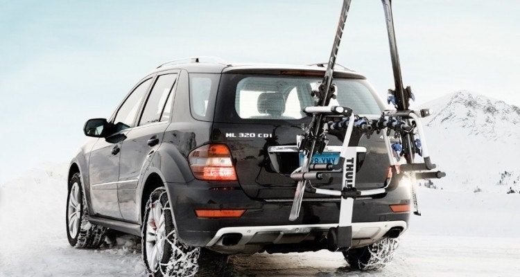 Ski Rack For Car >> Get Your Vehicle Ready for the Ultimate Ski Trip