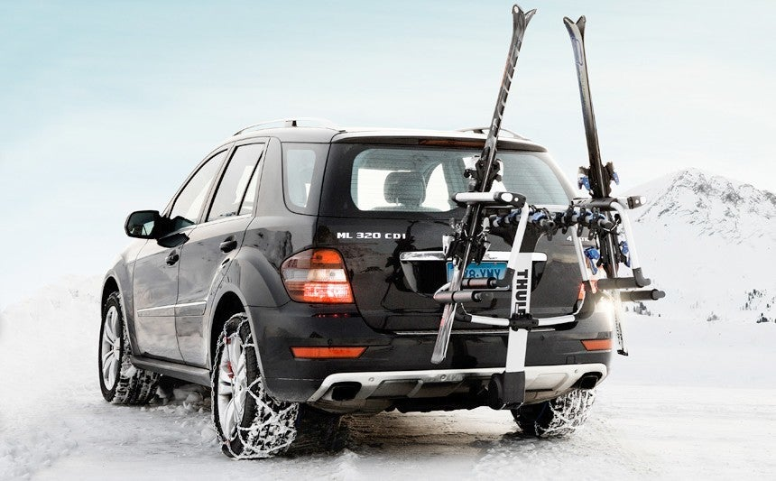 Get Your Vehicle Ready for the Ultimate Ski Trip