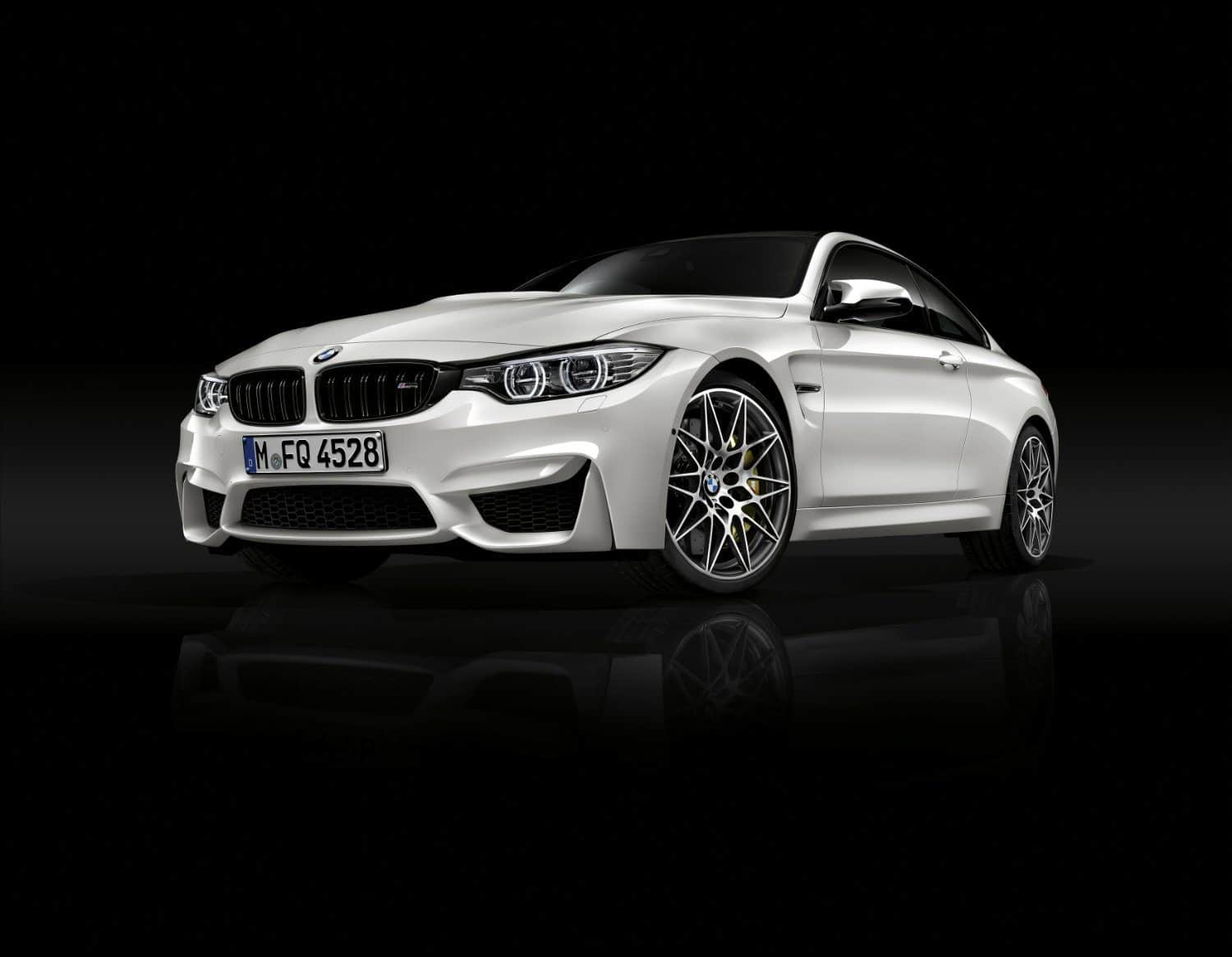 the new competition BMW4