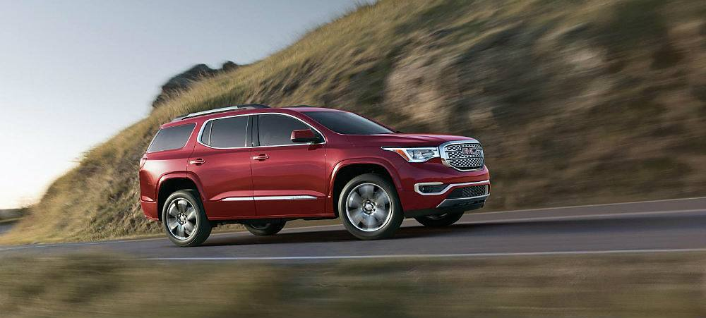 2017 GMC Acadia Pricing Announced