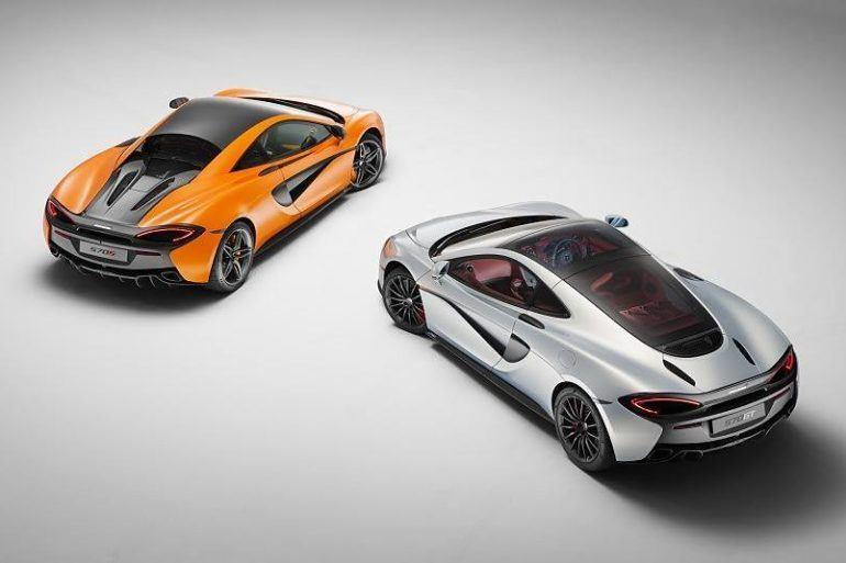 2017 McLaren 570 GT Debuts in Geneva 18
