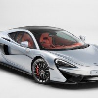 2017 McLaren 570 GT Right Front Three Quarters