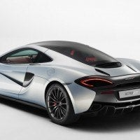 2017 McLaren 570 GT Left Rear Three Quarters