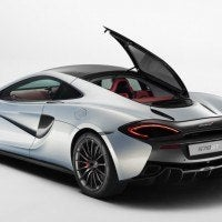 2017 McLaren 570 GT Hinged Rear Hatch