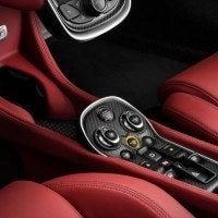 2017 McLaren 570 GT Center Console