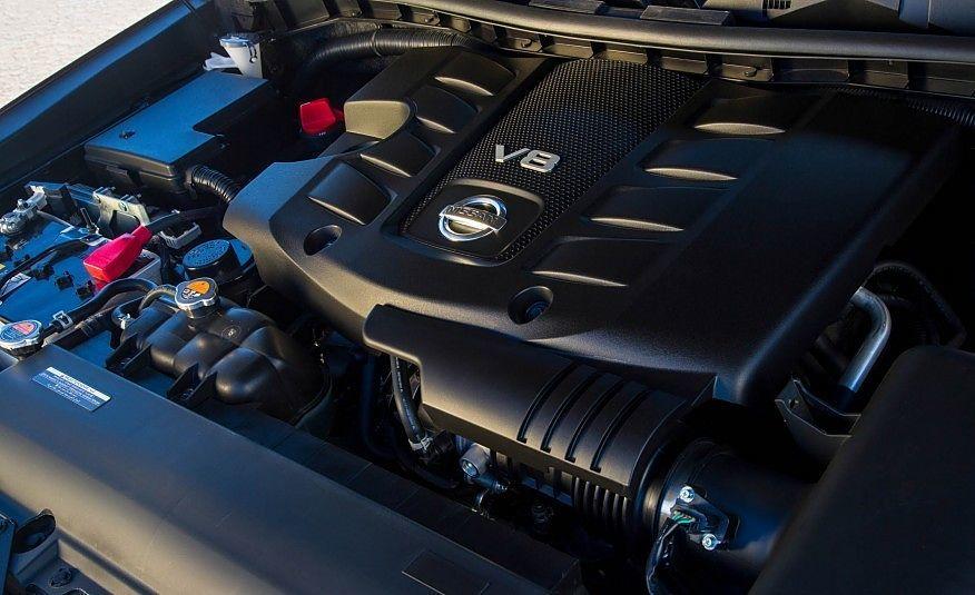 Nissan 5.6 L Endurance V8