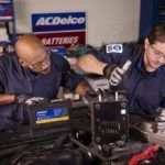 ACDelco battery change