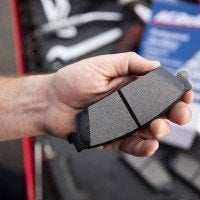 ACDelco brake pad